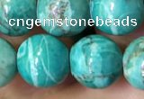 CTU3013 15.5 inches 10mm round South African turquoise beads