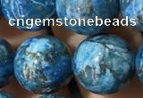CTU3024 15.5 inches 12mm round South African turquoise beads