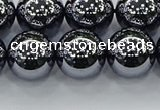 CTZ605 15.5 inches 14mm round terahertz beads wholesale
