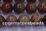CWJ433 15.5 inches 10mm round wood jasper beads wholesale