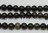 CZJ02 16 inches 6mm round zebra jasper gemstone beads Wholesale